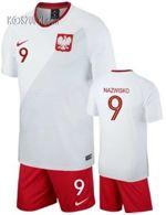 Koszulka dla Dzieci reprezentacji Polski nike Sklep