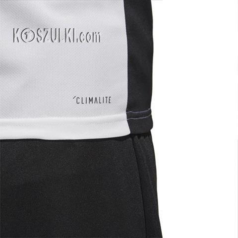 Koszulka piłkarska adidas Entrada 18 biała CD8438 | Męskie