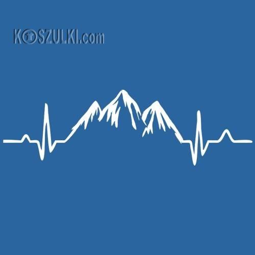 Bluza EKG góry