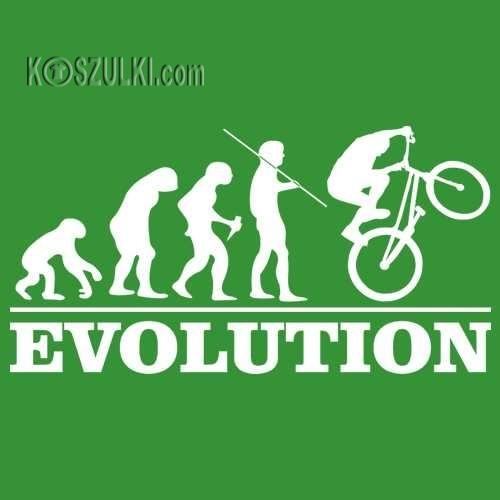 Bluza Ewolucja Rower