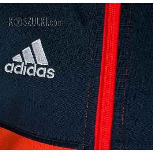 oficjalna strona szczegółowe zdjęcia szczegółowe obrazy Bluza adidas REPREZENTACYJNA TIRO 17 junior czarno ...
