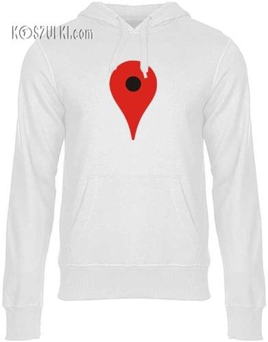 Bluza z kapturem Lokalizacja