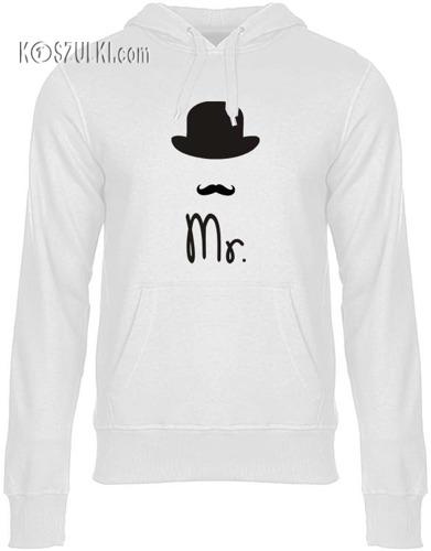 Bluza z kapturem Mr.
