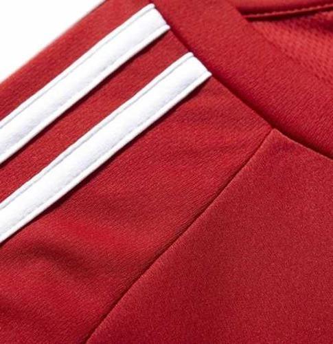 100% wysokiej jakości niepokonany x innowacyjny design Koszulka adidas Estro15 czerwona S16149 Czerwony | Męskie ...