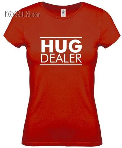 Koszulka damska Hug dealer