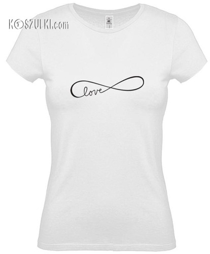 Koszulka damska Nieskończona miłość