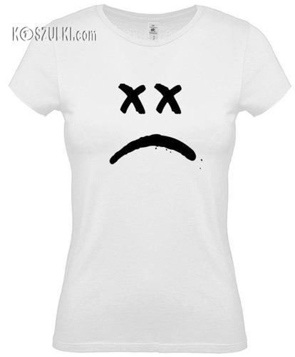 Koszulka damska Smutek