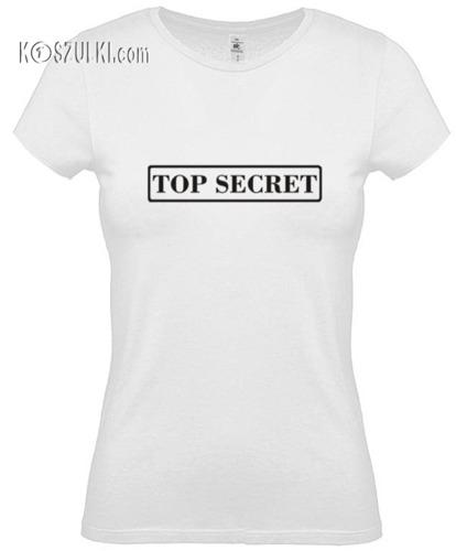 Koszulka damska Top secret