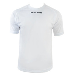 Koszulka treningowa Givova biała