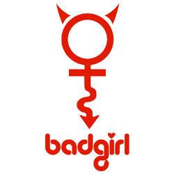 Longsleeve Damski - BAD GIRL