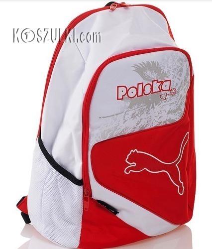 Plecak  Puma Polska Husaria Reprezentacja biało+czerwony
