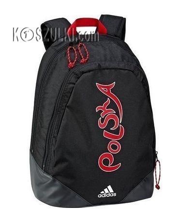 Plecak sportowy Adidas Polska Czarny / X40989