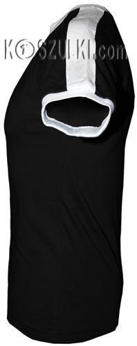 T-shirt Fit Ewolucja Czarny