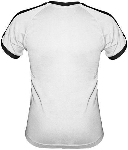 T-shirt Fit Nie jestem 30 latkiem Biały
