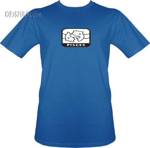 T-shirt Ryby znak zodiaku
