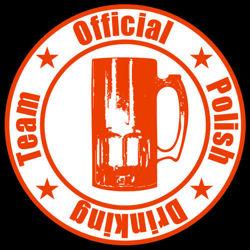 Top damski- Polish Drinking Team