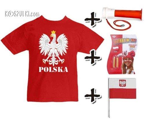 Zestaw kibica reprezentacji polski dzięcięcy dz2