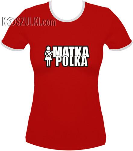 koszulka damska Matka Polka