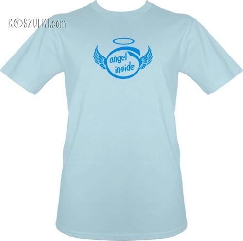 t-shirt Angel Inside