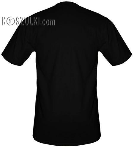 t-shirt Całe Życie z Wariatami