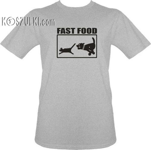 t-shirt Fast Food