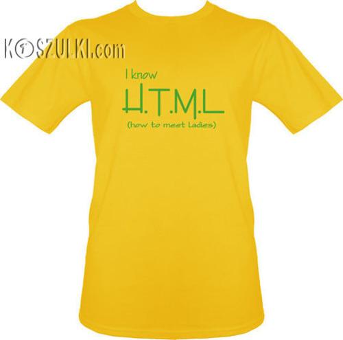 t-shirt HTML