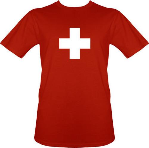 t-shirt Krzyżyk