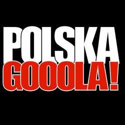 t-shirt T071 Polska Gooola! Czarna