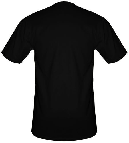 t-shirt T252 Football Fever Czarny