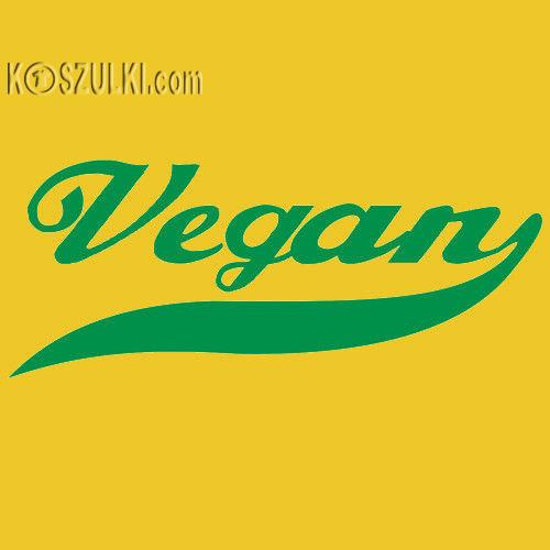 t-shirt Vegan Żółty